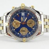 Breitling Chronomat GT bicolor pilot bracelet