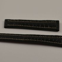 Breitling Kroko Leder Armband Band 20mm 20-16 Für Faltschliess...