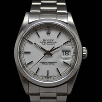Rolex Datejust 16200 White Dial