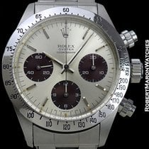 Rolex Daytona 6265 Tropical Sigma Dial Steel