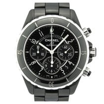Chanel J12 Black Ceramic 41mm Chronograph