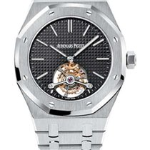 Audemars Piguet Royal Oak Tourbillon Extra-thin Stainless...