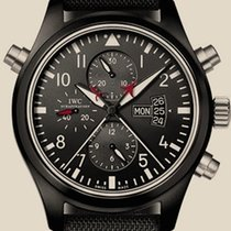 IWC Pilot's Watches Double Chronograph Edition TOP GUN