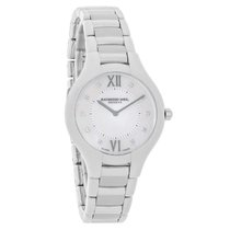 Raymond Weil Noemia Diamond Ladies MOP Quartz Watch 5132-ST-00985