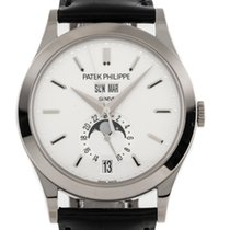 Patek Philippe Annual Calendar Grand Complications 18K White...