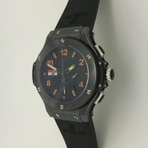 휘블로 (Hublot) Big Bang Chronograph Ceramic SYRIA 44mm
