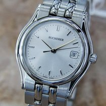 Carl F. Bucherer Swiss Made Ladies Stainless Steel Luxury...