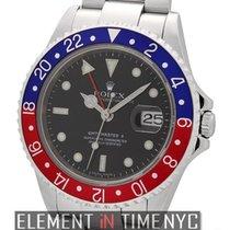 롤렉스 (Rolex) GMT-Master II Red/Blue Pepsi Bezel Error Dial D...