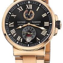 Ulysse Nardin Marine Chronometer Manufacture 1186-126-8M.42