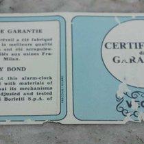 veglia vintage warranty  mini booklets rare newoldstock