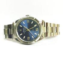 Rolex Oyster Perpetual Air-King Steel Bleu Dial 34 mm
