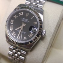 Rolex Dayjust Lady 31mm - 178274 - Black Dial - NOS - 2015