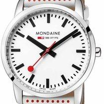 Mondaine A400.30351.11SBA Simply Elegant Damen Saphirglas 36mm...