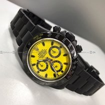 Rolex - Daytona 116520 Yellow Dial Black PVD