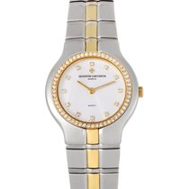 Certified Pre-Owned Vacheron Constantin Phidias Womens Quartz...