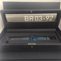 伯莱士 (Bell & Ross) BRO3-92 Blue Ceramic