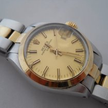Rolex LADY DATE REF.6917 STEEL/GOLD YEARS 1980