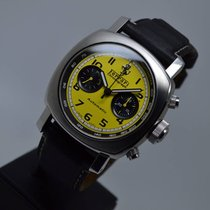 Panerai Ferrari Chronograph Yellow FULL SET EU MINT Limited...