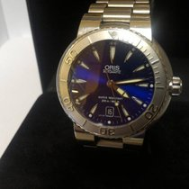 Oris TT1 Divers Date 200m