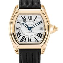 Cartier Roadster 18K Solid Yellow Gold Automatic