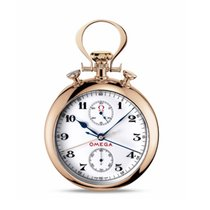 Omega Olympische Pocketwatch