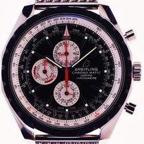 Breitling Mans Automatic Semi Perpetual Calendar Wristwatch...