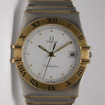 Omega Constellation 18K/SS Quartz 32/36mm