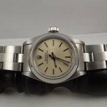 Rolex Lady oyster perpetual ref. 67180 ser. T anno 1996