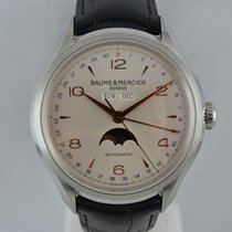 Baume & Mercier Clifton Moonphase Calendar New