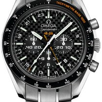 Omega Speedmaster HB-SIA GMT Chronograph SOLAR IMPULSE...