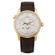 Jaeger-LeCoultre Master Geographic - Pink Gold