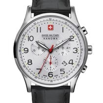 Swiss Military Hanowa Patriot 06-4187.04.001 Herrenuhr...