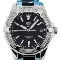 TAG Heuer Aquaracer 35 Quartz Gemstone