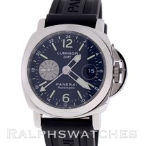 Panerai Luminor GMT Automatic 44mm Steel H Series PAM 88 ( OP...