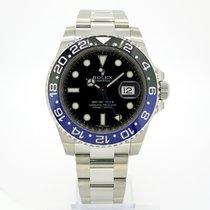 Rolex GMT Master 116710BLNR BATMAN