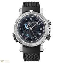 Breguet Marine Royale 18K White Gold Watch