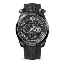 Bomberg Herrenuhr Bolt-68 Chronograph BS45CHPBA.012.3