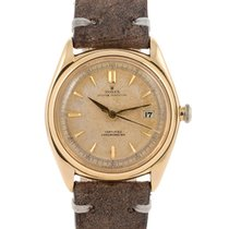 Rolex Ovetto Oyster Perpetual 36mm In Oro Giallo 18kt