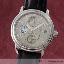 Blancpain Lady Double Time Zone Automatik Damenuhr 3760-1136-52b