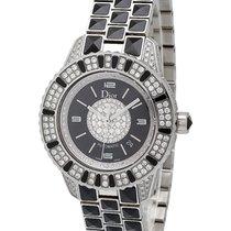 Dior Christal Stainless Steel Diamond Ladies Watch – CD113513M001