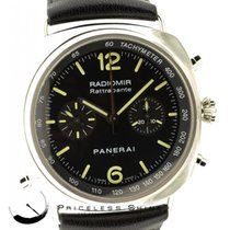 Panerai Radiomir Rattrapante Pam 214 Split Seconds Automatic...