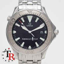 Omega Seamaster America's Cup,  Box & Papers