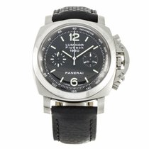 Panerai Luminor 1950 Flyback Chronograph Watch PAM212 (Pre-Owned)
