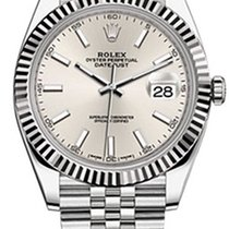 Rolex Datejust 41mm II Silver Dial