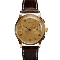 Ulysse Nardin Vintage Rose Gold Chronograph