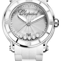 Chopard Happy Sport Round Quartz 288525-3002