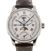 Longines Master Collection 44 Automatic Moonphase