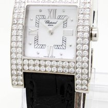 """Chopard """"Your Happy 445-1"""" Watch - 18k White Gold /..."""