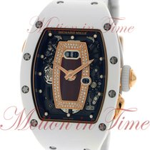 Richard Mille RM-037 Ladies Automatic, Jasper Center Skeleton...