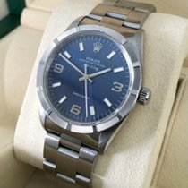 롤렉스 (Rolex) Oyster Perpetual Air-King Steel Blue Dial 34 mm...